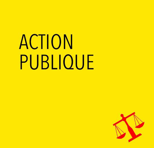 Action publique