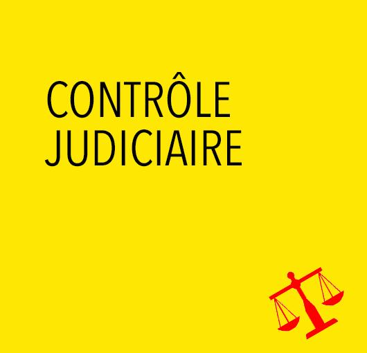 Contrôle judiciaire