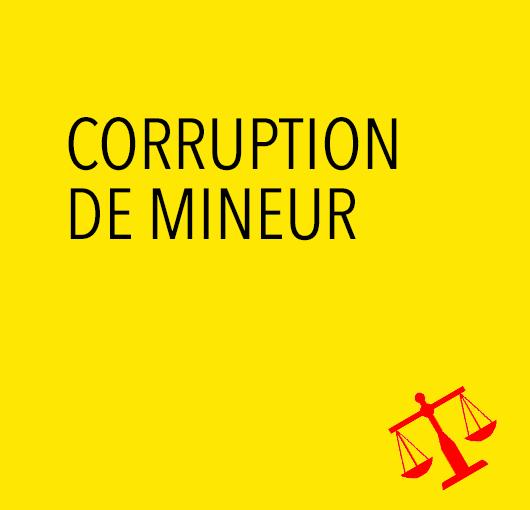 La corruption de mineur