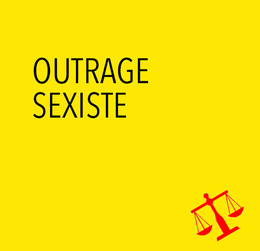 Outrage sexiste
