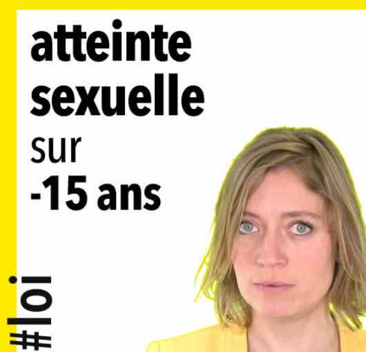 L'atteinte sexuelle sur mineur de moins de 15 ans