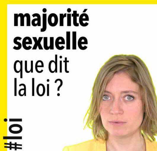 La majorité sexuelle