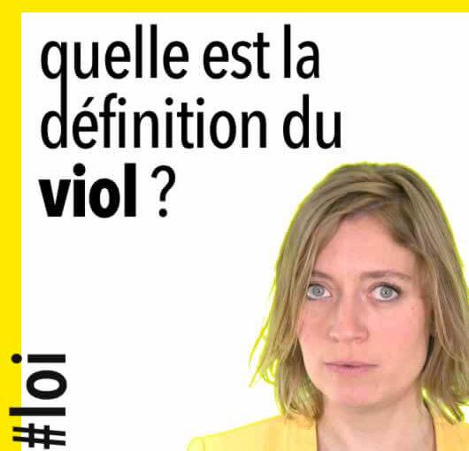 La définition légale du viol