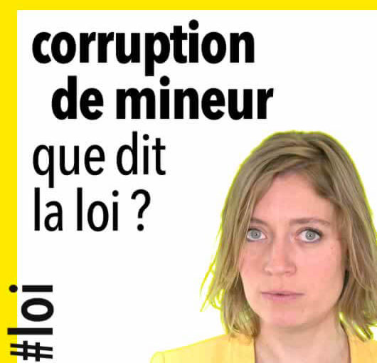 La corruption de mineur