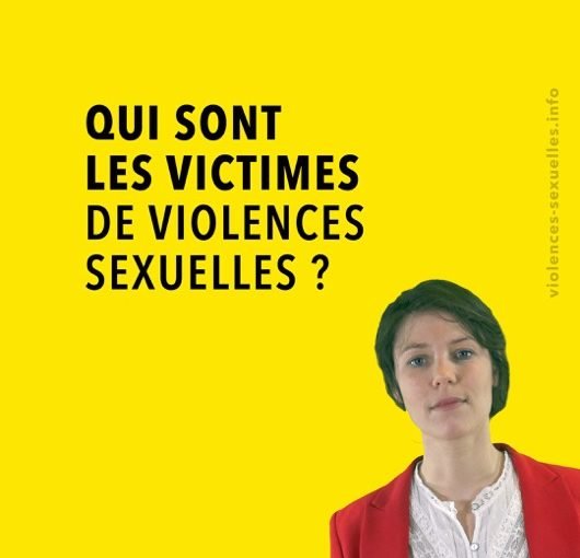 Qui sont les victimes de violences sexuelles ?