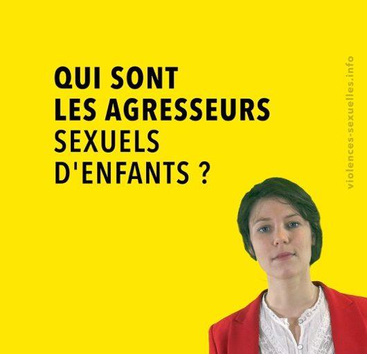 Qui sont les agresseurs sexuels d'enfants ?