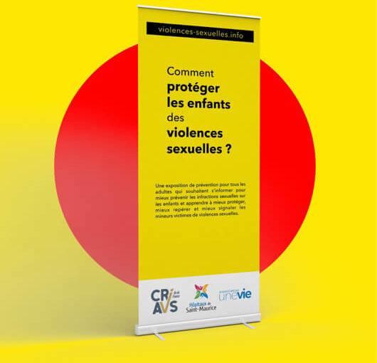 Exposition de prévention des violences sexuelles sur les enfants