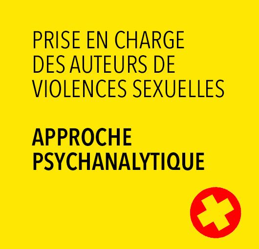 Prise en charge psychanalytique des auteurs de violences sexuelles